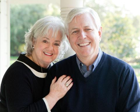 Dave & Judy, Sept 2011